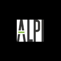 Logo Marchio Alpi Wood, Tranciati Per Il Design