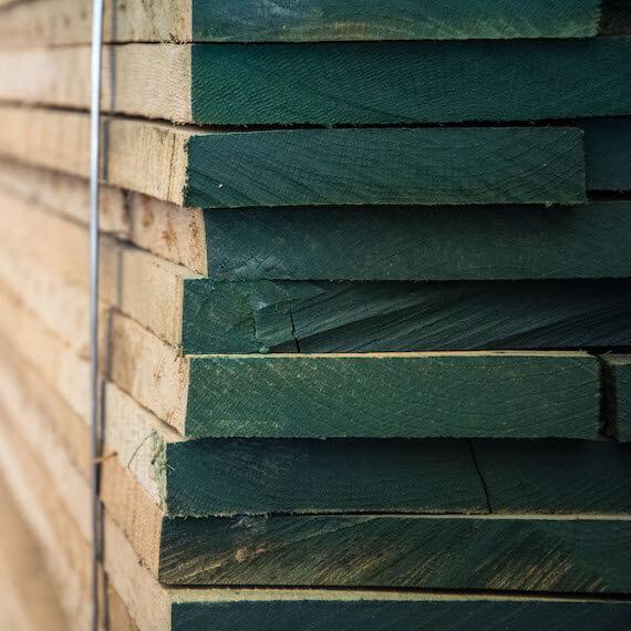 foto tavolame per edilizia di legname guastella in sicilia