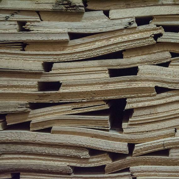 foto legno tranciato di legnami guastella in sicilia