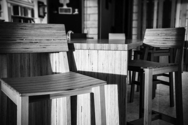 Sedie In Legno Realizzate Con Baubuche
