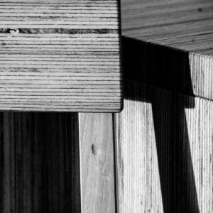 Dettaglio Sedia In Legno Baubuche
