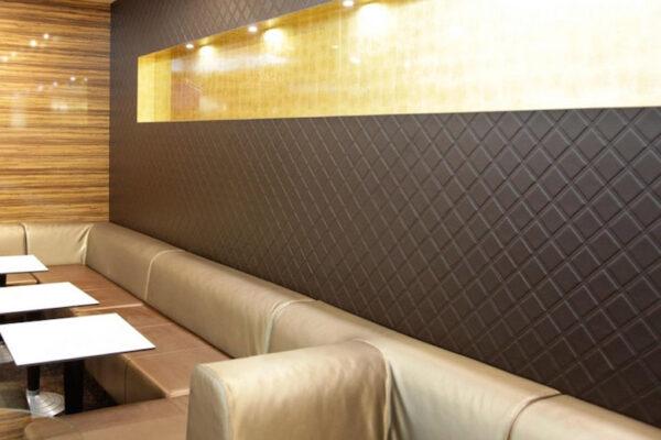 Realizzazione Parete Con Sibu Design
