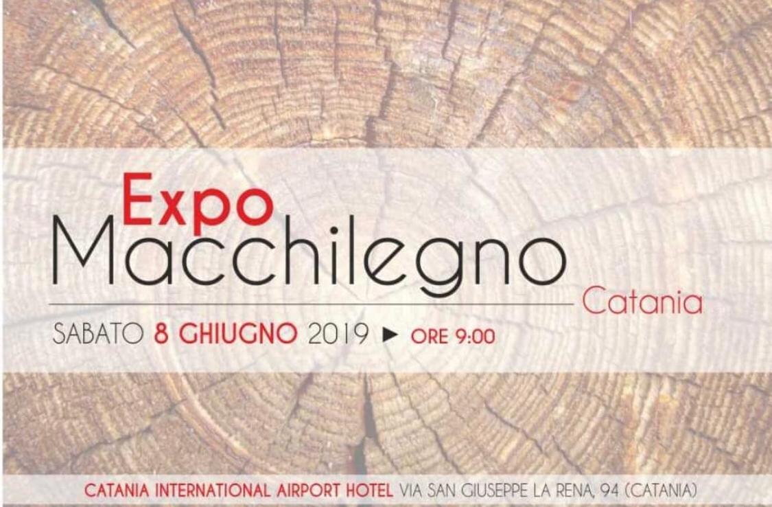 Expo Macchinelegno | 8 Giugno 2019 | Catania